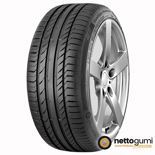 Continental ContiSportContact 5   Seal 245/45 R18 96W Nyári gumi