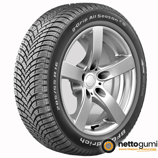 Bfgoodrich G-Grip All Season 2 195/65 R15 91T Négy-évszakos